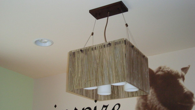 EXTREME MAKEOVER HOME EDITION - &quot;Stott Family,&quot; - Lighting Room, on &quot;Extreme Makeover Home Edition,&quot; Sunday, November 15th, on the ABC Television Network.