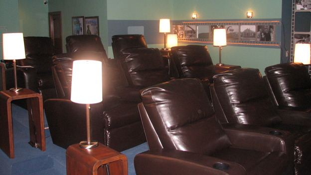 "EXTREME MAKEOVER HOME EDITION - ""Thibodeau Family,"" - Living Room, on ""Extreme Makeover Home Edition,"" Sunday, November 5th on the ABC Television Network."
