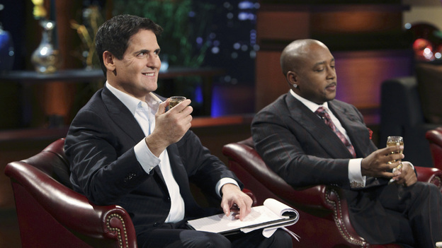 "SHARK TANK -""Episode 205"" - ABC will air a special sneak preview episode of Season Two of its hit reality series, ""Shark Tank,"" SUNDAY, MARCH 20 (9:00-10:00 p.m., ET). In the preview, ""Episode 205,"" the Sharks are stunned to discover the shark-like exploits of a sweet-faced sister duo with a children's dance company; a chef from Tennessee hopes to whet the Sharks' appetites with his delectable seafood products; and a winemaker from Oregon believes he has a game-changing new product that will revolutionize the wine industry. Also, an entrepreneur with a line of men's accessories has his hopes set on partnering with Daymond John - but his big mouth infuriates this Shark and could jeopardize the entire deal. (ABC/CRAIG SJODIN) MARK CUBAN, DAYMOND JOHN"