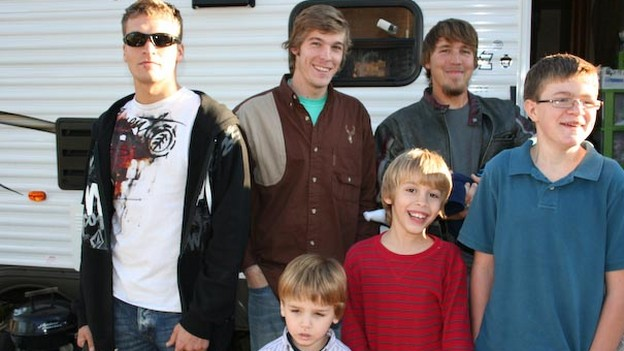 "EXTREME MAKEOVER HOME EDITION - ""Beach Family,"" - Before Picture, on ""Extreme Makeover Home Edition,"" Sunday, April 4th (8:00-10:00 p.m. ET/PT) on the ABC Television Network."