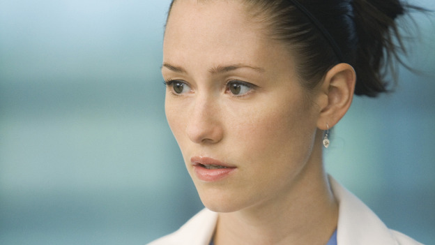 "GREY'S ANATOMY - ""These Ties That Bind"" - Intern Lexie Grey, on ""Grey's Anatomy,"" THURSDAY, NOVEMBER 13 (9:00-10:01 p.m., ET) on the ABC Television Network. (ABC/RANDY HOLMES) CHYLER LEIGH"