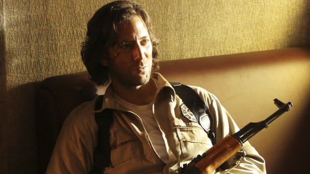 LOST - &quot;Adrift&quot; (ABC/MARIO PEREZ)HENRY IAN CUSICK