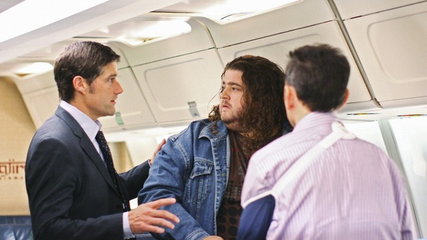 "LOST - ""316"" (ABC/MARIO PEREZ) MATTHEW FOX, JORGE GARCIA, MICHAEL EMERSON"