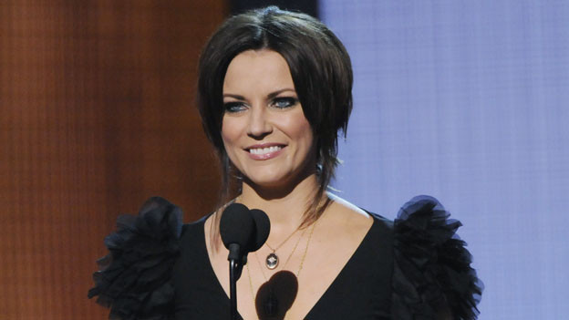 "THE 44TH ANNUAL CMA AWARDS - THEATRE - ""The 44th Annual CMA Awards"" were broadcast live from the Bridgestone Arena in Nashville, WEDNESDAY, NOVEMBER 10 (8:00-11:00 p.m., ET) on the ABC Television Network. (ABC/KATHERINE BOMBOY)MARTINA MCBRIDE"