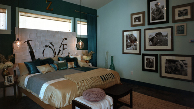 "EXTREME MAKEOVER HOME EDITION - ""Zeigler/Hansen Family,"" - Master Bedroom  Picture,        on ""Extreme Makeover Home Edition,"" Sunday, Febuary 20th      (8:00-9:00  p.m.    ET/PT) on the ABC Television Network"