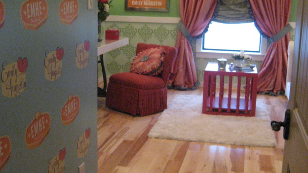 "EXTREME MAKEOVER HOME EDITION - ""Augustin Family,"" - Girl's Bedroom, on ""Extreme Makeover Home Edition,"" Sunday, March 1st on the ABC Television Network."