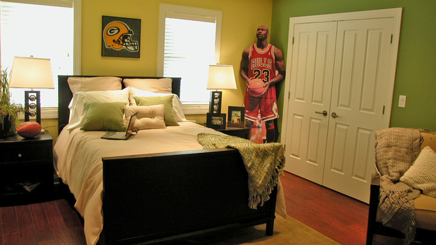 EXTREME MAKEOVER HOME EDITION - &quot;Koepke Family,&quot; - Boy's Bedroom, on &quot;Extreme Makeover Home Edition,&quot; Sunday, November 19th on the ABC Television Network.