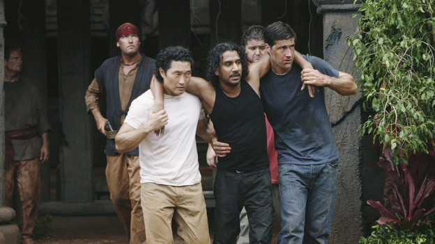 "LOST - ""What Kate Does"" - Kate finds herself on the run, while Jack is tasked with something that could endanger a friend's life, on ""Lost,"" TUESDAY, FEBRUARY 9 (9:00-10:00 p.m., ET) on the ABC Television Network. (ABC/MARIO PEREZ)DANIEL DAE KIM, NAVEEN ANDREWS, JORGE GARCIA, MATTHEW FOX"