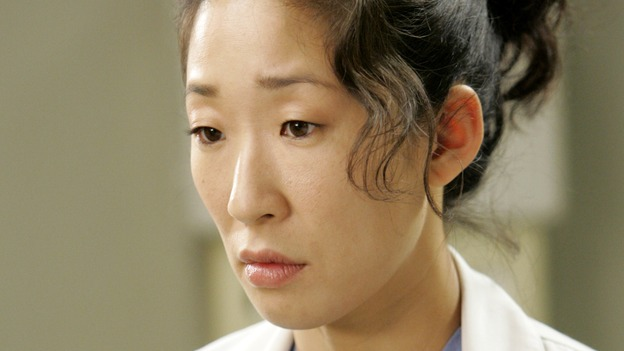 GREY'S ANATOMY - &quot;Owner of a Lonely Heart&quot; (ABC/CRAIG SJODIN)SANDRA OH