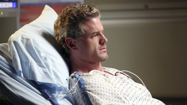 GREY'S ANATOMY - &quot;Remember the Time&quot; - (ABC/DANNY FELD)ERIC DANE