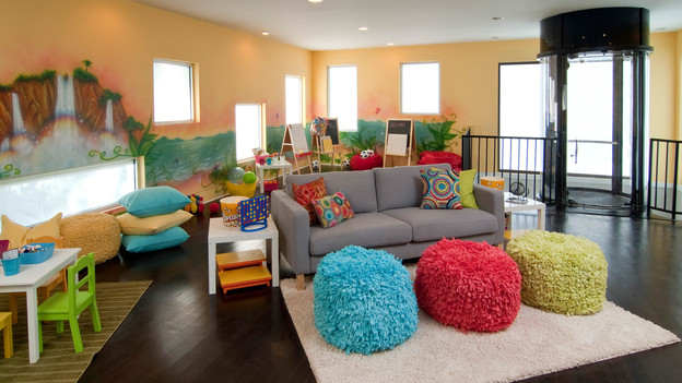 "EXTREME MAKEOVER HOME EDITION - ""Korpai Family,"" - Living Room  Picture,        on   ""Extreme Makeover Home Edition,"" Sunday, October  16th           (8:00-9:00   p.m.  ET/PT) on the ABC Television Network."