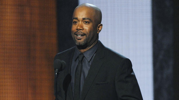 "THE 44TH ANNUAL CMA AWARDS - THEATRE - ""The 44th Annual CMA Awards"" were broadcast live from the Bridgestone Arena in Nashville, WEDNESDAY, NOVEMBER 10 (8:00-11:00 p.m., ET) on the ABC Television Network. (ABC/KATHERINE BOMBOY)DARIUS RUCKER"