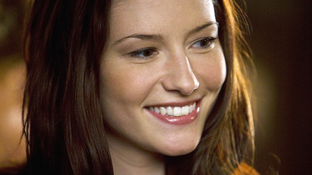 GREY'S ANATOMY - &quot;Brave New World&quot; - Intern Lexie Grey, on &quot;Grey's Anatomy,&quot; THURSDAY, OCTOBER 16 (9:00-10:01 p.m., ET) on the ABC Television Network. (ABC/RANDY HOLMES) CHYLER LEIGH