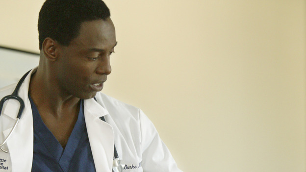 "100367_2719 -- GRAY'S ANATOMY - ""PILOT"" (ABC/RICHARD CARTWRIGHT)ISAIAH WASHINGTON, T.R. KNIGHT"