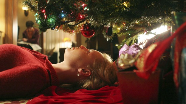 "GREY'S ANATOMY - ""Grandma Got Run Over By a Reindeer""  (ABC/RICHARD CARTWRIGHT)KATHERINE HEIGL"