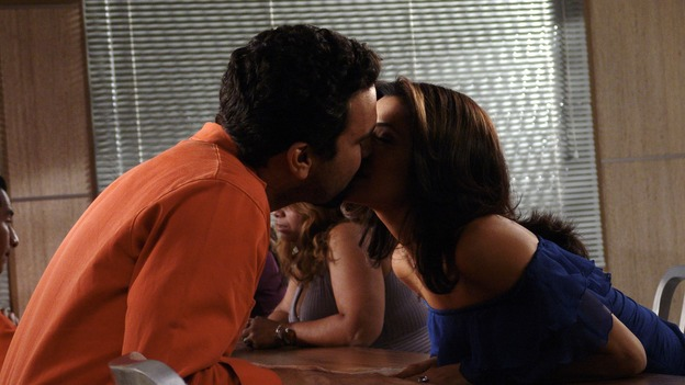 DESPERATE HOUSEWIVES - - (ABC/DANNY FELD) RICARDO ANTONIO CHAVIRA, EVA LONGORIA