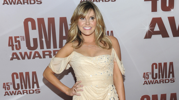 THE 45th ANNUAL CMA AWARDS - RED CARPET ARRIVALS - &quot;The 45th Annual CMA Awards&quot; will broadcast live on ABC from the Bridgestone Arena in Nashville on WEDNESDAY, NOVEMBER 9 (8:00-11:00 p.m., ET). (ABC/JASON KEMPIN)GRACE POTTER