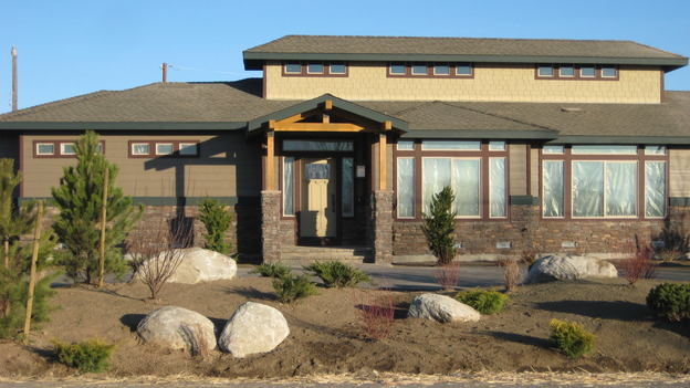 "EXTREME MAKEOVER HOME EDITION - ""Boettcher Family,"" - Exterior, on ""Extreme Makeover Home Edition,"" Sunday, March 16th on the ABC Television Network."