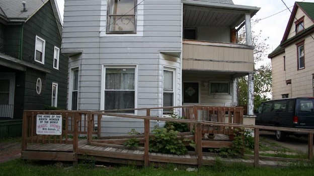 EXTREME MAKEOVER HOME EDITION - &quot;Scott Family,&quot; - Before Picture, on &quot;Extreme Makeover Home Edition,&quot; Sunday, December 13th on the ABC Television Network.