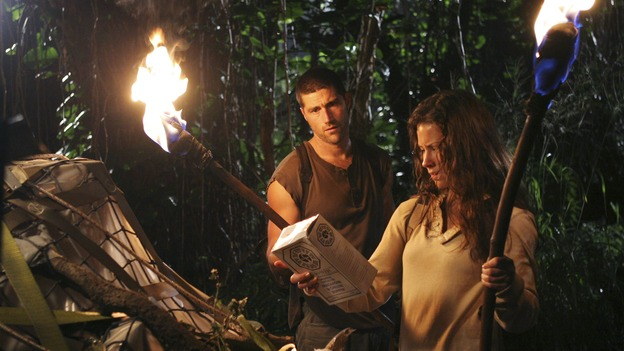 "LOST - ""Lockdown"" (ABC/MARIO PEREZ)MATTHEW FOX, EVANGELINE LILLY"