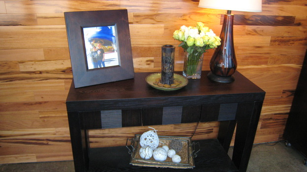 "EXTREME MAKEOVER HOME EDITION - ""Collins Family,"" - Living Room Detail, on ""Extreme Makeover Home Edition,"" Sunday, May 6th on the ABC Television Network."