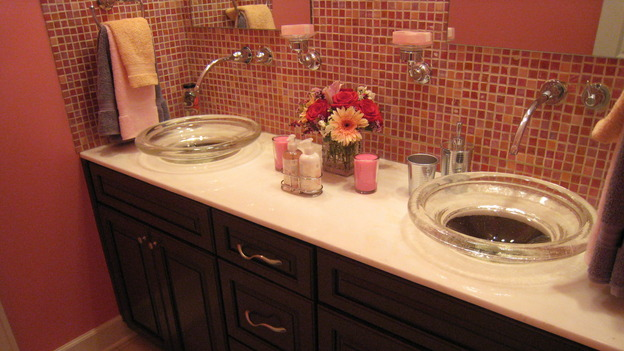 "EXTREME MAKEOVER HOME EDITION - ""Jacobo Family"" - Bathroom, on ""Extreme Makeover Home Edition,"" Sunday, May 13th on the ABC Television Network."