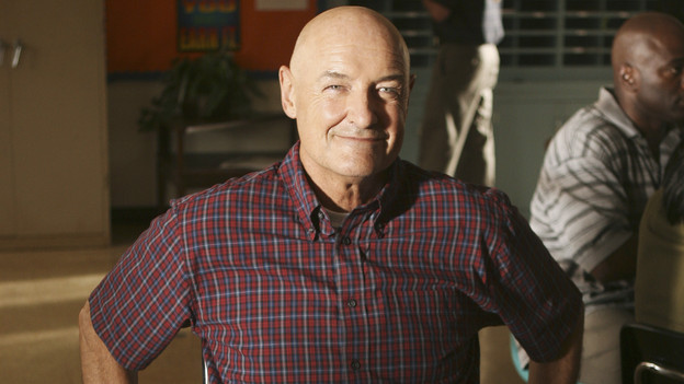 "LOST - ""The Substitute"" - Locke goes in search of help to further his cause, on ""Lost,"" TUESDAY, FEBRUARY 16 (9:00-10:00 p.m., ET) on the ABC Television Network. (ABC/MARIO PEREZ)TERRY O'QUINN"