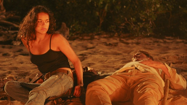 LOST - &quot;The Other 48 Days&quot; (ABC/MARIO PEREZ)MICHELLE RODRIGUEZ, BRETT CULLEN