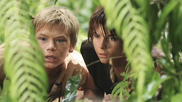 "LOST - ""Across the Sea"" - The motives of John Locke are finally explained, on ""Lost,"" TUESDAY, MAY 11 (9:00-10:00 p.m., ET) on the ABC Television Network. (ABC/MARIO PEREZ)KENTON DUTY, RYAN BRADFORD"