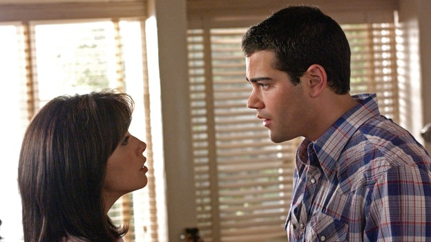 "DESPERATE HOUSEWIVES - ""Your Fault"" (ABC/RON TOM) EVA LONGORIA, JESSE METCALFE"