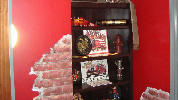 "EXTREME MAKEOVER HOME EDITION - ""Frisch Family,"" - Boy's Bedroom Details, on ""Extreme Makeover Home Edition,"" Sunday, November 16th on the ABC Television Network."