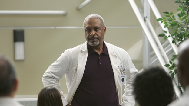 "GREY'S ANATOMY - ""It's the End of the World (As We Know It)"" (ABC/PETER ""HOPPER"" STONE)JAMES PICKENS, JR."