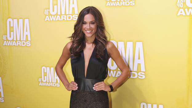 "THE 46TH ANNUAL CMA AWARDS - RED CARPET ARRIVALS - ""The 46th Annual CMA Awards"" airs live THURSDAY, NOVEMBER 1 (8:00-11:00 p.m., ET) on ABC live from the Bridgestone Arena in Nashville, Tennessee. (ABC/SARA KAUSS)JENNA KRAMER"
