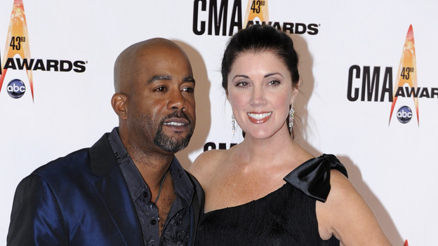 "THE 43rd ANNUAL CMA AWARDS - RED CARPET ARRIVALS - ""The 43rd Annual CMA Awards"" will be broadcast live from the Sommet Center in Nashville, WEDNESDAY, NOVEMBER 11 (8:00-11:00 p.m., ET) on the ABC Television Network. (ABC/DONNA SVENNEVIK)DARIUS RUCKER"