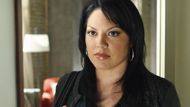 GREY'S ANATOMY - &quot;Stairway to Heaven&quot; - Dr. Callie Torres, on &quot;Grey's Anatomy,&quot; THURSDAY, JANUARY 22 (9:00-10:01 p.m., ET) on the ABC Television Network. (ABC/CRAIG SJODIN) SARA RAMIREZ