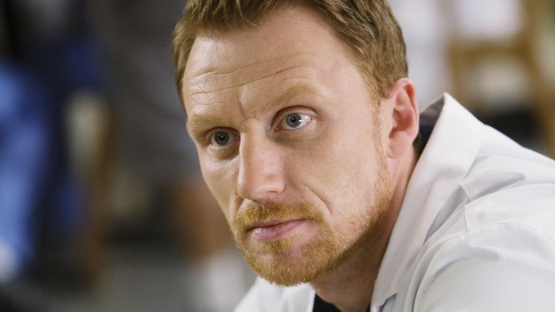 "GREY'S ANATOMY - ""Beat Your Heart Out"" - Dr. Owen Hunt, on ""Grey's Anatomy,"" THURSDAY, FEBRUARY 5 (9:00-10:02 p.m., ET) on the ABC Television Network. (ABC/RANDY HOLMES) KEVIN MCKIDD"