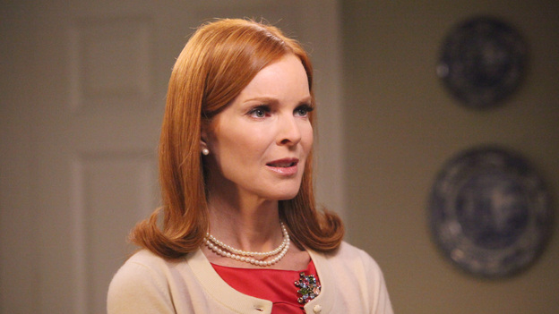 "DESPERATE HOUSEWIVES - ""Women and Death"" (ABC/DANNY FELD)MARCIA CROSS"