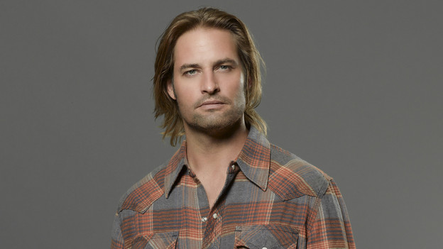 "LOST - ABC's ""Lost"" stars Josh Holloway as Sawyer. (ABC/BOB D'AMICO)"