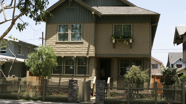 "EXTREME MAKEOVER HOME EDITION - ""Garay Family,"" - Exterior, on ""Extreme Makeover Home Edition,"" Sunday, October 3rd on the ABC Television Network."