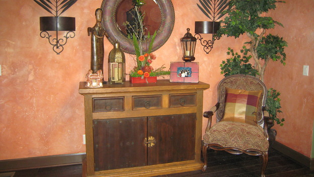 "EXTREME MAKEOVER HOME EDITION - ""Jacobo Family,"" - Living Room detail, on ""Extreme Makeover Home Edition,"" Sunday, May 13th on the ABC Television Network."