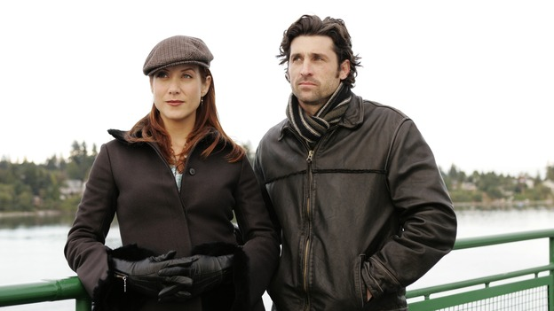"GREY'S ANATOMY - ""Thanks for the Memories"" (ABC/CRAIG SJODIN)KATE WALSH, PATRICK DEMPSEY"