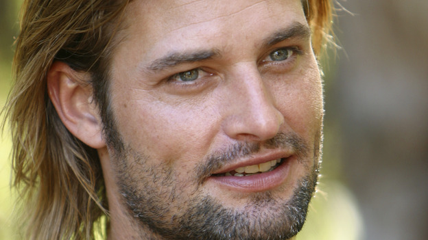 "LOST - ""Born to Run"" - Sawyer. Jack suspects foul play when Michael becomes violently ill while building the raft, on ""Lost,"" THURSDAY, MAY 11 on the ABC Television Network. (ABC/MARIO PEREZ) JOSH HOLLOWAY"