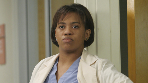 "101835_7973 -- GREY'S ANATOMY -- ""If Tomorrow Never Comes"" (ABC/SCOTT GARFIELD)CHANDRA WILSON"