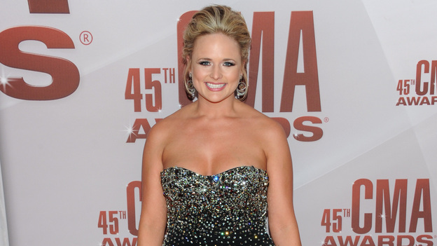 THE 45th ANNUAL CMA AWARDS - RED CARPET ARRIVALS - &quot;The 45th Annual CMA Awards&quot; will broadcast live on ABC from the Bridgestone Arena in Nashville on WEDNESDAY, NOVEMBER 9 (8:00-11:00 p.m., ET). (ABC/JASON KEMPIN)MIRANDA LAMBERT