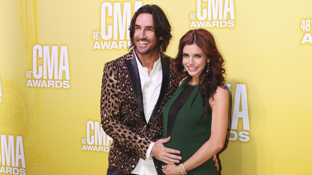 "THE 46TH ANNUAL CMA AWARDS - RED CARPET ARRIVALS - ""The 46th Annual CMA Awards"" airs live THURSDAY, NOVEMBER 1 (8:00-11:00 p.m., ET) on ABC live from the Bridgestone Arena in Nashville, Tennessee. (ABC/SARA KAUSS)JAKE OWEN"