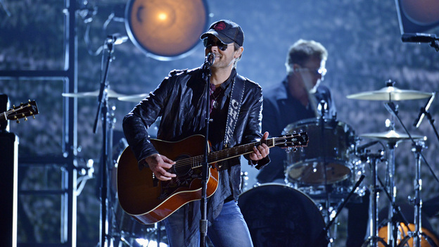 "THE 46TH ANNUAL CMA AWARDS - THEATRE - ""The 46th Annual CMA Awards"" airs live THURSDAY, NOVEMBER 1 (8:00-11:00 p.m., ET) on ABC live from the Bridgestone Arena in Nashville, Tennessee. (ABC/KATHERINE BOMBOY-THORNTON)ERIC CHURCH"