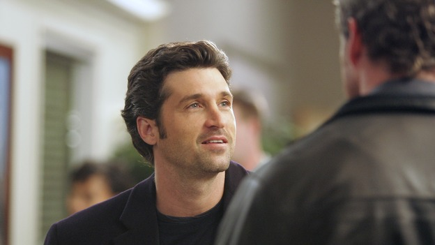 "GREY'S ANATOMY - ""Kung Fu Fighting"" (ABC/VIVIAN ZINK)PATRICK PREBLICK"