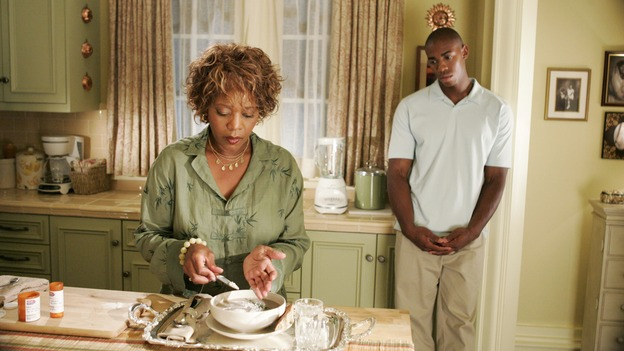 "DESPERATE HOUSEWIVES -- ""You Could Drive a Person Crazy"" - (ABC/CRAIG SJODIN)ALFRE WOODARD, MECHAD BROOKS"