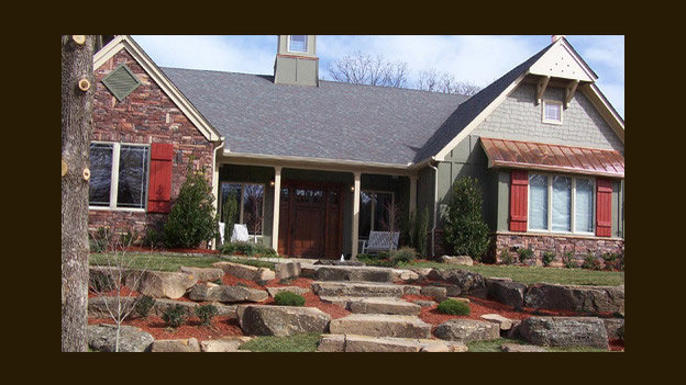 "EXTREME MAKEOVER HOME EDITION - ""White Family,"" -  Exterior, on ""Extreme Makeover Home Edition,"" Sunday, March 12th on the ABC Television Network."