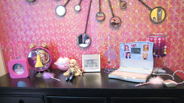 EXTREME MAKEOVER HOME EDITION - &quot;Jacobo Family&quot; - Girls' Bedroom Detail, on &quot;Extreme Makeover Home Edition,&quot; Sunday, May 13th on the ABC Television Network.